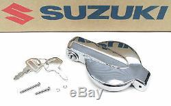 Nouveau Bouchon De Réservoir De Gaz De Verrouillage Suzuki Oem Tc Ts Gt Gt380 Ts400 Gt500 Gt550 Gt750 Gt250