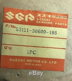Nouveau Véritable 1971 Suzuki Ts250 Savage Pop Vert Garde-boue Avant