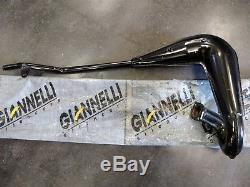 Pot D'échappement Double Suzuki Giannelli Ts100 Ts125 Er 1979 1980 1981 1982