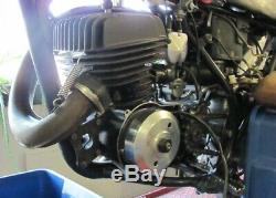 Powerdynamo Mz-b Vape Système D'allumage Stator Pour Suzuki 71-78 Ts 185 250 DC Sys