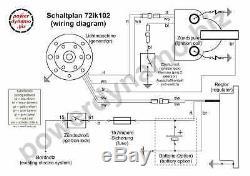 Powerdynamo Vape Système D'allumage Stator Suzuki Tm 400 Ts 400 DC Du Système 51 Oz