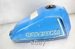 Réservoir D'essence 4127-0-48500-13l De Réservoir D'essence De Réservoir De Carburant À Gaz Suzuki Ts125 1980