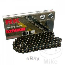 Rk Gxw Chaîne De Transmission Xw-ring Noire 525 X 104