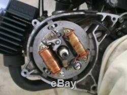 Stator D'allumage Powerdynamo Vape Suzuki 1973-81 Ts125 1979-80 Gp125 Système À Courant Continu