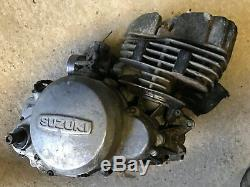 Suzuki 250 Moteur De Ts