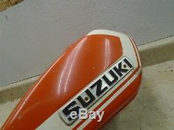Suzuki 250 Ts Savage Ts250 Réservoir D'essence 1972 Sb125 Lp
