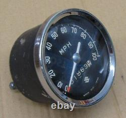 Suzuki 69 Ts250 Speedometer 69 T250/68 T305/69 Tc305/69 T350 Horloge