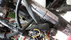 Suzuki Classique Course T100 Ts100 Projet Non Fini Pièces De Rechange Ou Réparer Les Roues Ar125