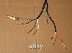 Suzuki Nos Câblage 2 Ts100-125 1980-81 36620-48510