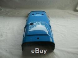 Suzuki Nos Ts125 R, 1971, Garde-boue Arrière, Daytona Bleu, # 63113-28000-137 (a)