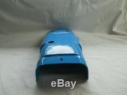Suzuki Nos Ts125 R, 1971, Garde-boue Arrière, Daytona Blue, # 63113-28000-137 (b)
