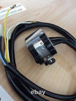 Suzuki Nos Ts125 Tc125 Ts185 Ts250 Ts400 Assemblage De Commutateur De Poignée 57700-30600