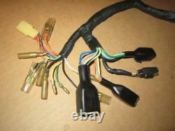 Suzuki Nos Vintage Wire Harness Ts400 1972 36610-32000