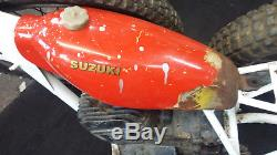 Suzuki Rl Ou Ts. Beamish Pièces Enigine Châssis Roues Jougs Shockers Bras Oscillant