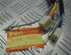 Suzuki Tc125 / Ts185 / Ts250, Nouvelle Poignée De Commutateur À Gauche, 57700-28632