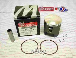 Suzuki Tc185 Ts185 Ds185 1971 1981 (oversize Seulement) Wossner Racing Piston Kit