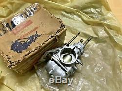 Suzuki Tc90 Ts90 Carburateur Nos Véritable Mikuni Japon Marché P / N 13200-25720