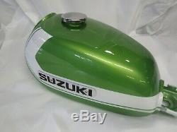 Suzuki Tc90 Ts90 Montrer La Qualité Set De Couvercles Et De Couvercles De Côtés 1972 Tc90j
