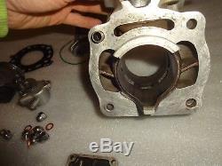 Suzuki Ts 125 R Cylindre Tonneau Re-percé