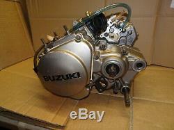 Suzuki Ts 125 R Moteur Tsr Reconstruit D'extrémité Inférieure