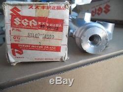 Suzuki Ts 125 / Sp 125 1980/83 Fourche Avant Tube Avant Rh + Lh Nos # 51130 / 51140-48500