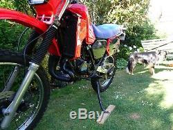 Suzuki Ts 125 X Tsx Vélo Restauré