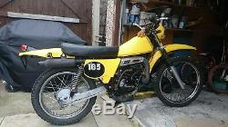 Suzuki Ts 185 Er 1979 Vélo De Piste