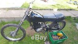 Suzuki Ts 250 1981projet / Remplacement Ou Réparation