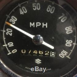 Suzuki Ts 250 Instrument Speedo Savage / Horloge 1969 (testé)