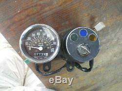 Suzuki Ts100 1978 Speedo / Compteur De Vitesse / Horloges / Instruments