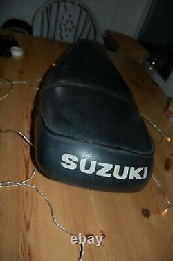 Suzuki Ts100 Bon Siège D'essai