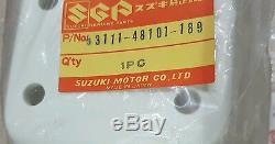 Suzuki Ts100 Ts125 78-79 Nouvelle Véritable Garde-boue Avant 53111-48101 -189