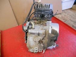 Suzuki Ts125 Engine 1971 (tourne Librement, 90 Psi) # 2018