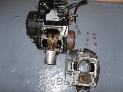 Suzuki Ts125 Engine Et Nouveau. 5 Pièces De Rechange De Réparation De Pièces De Rechange De Kit De Piston D'os C07