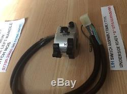 Suzuki Ts125 Tc125 Ts185 Ts250 Commutateur De Poignée Pt 57700-25600 S / S 57700-28643 Nouveau