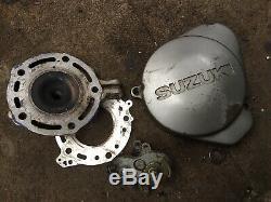 Suzuki Ts125 Ts 125r Moteur De Fin Bas Et Barrel