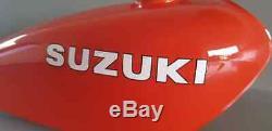 Suzuki Ts125 Ts185 1976 Nos Réservoir D'essence À Essence