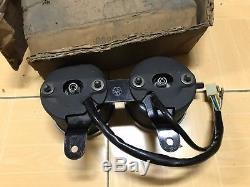 Suzuki Ts125 Ts185 Compteur De Vitesse Et Tachymètre Gauge Nos Véritable 34100-48002