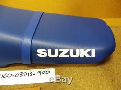 Suzuki Ts125 Ts200 Seat Assy Nos Ts125r Ts200r Double Seat 45100-03d13-9dd