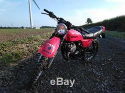 Suzuki Ts125c Moted
