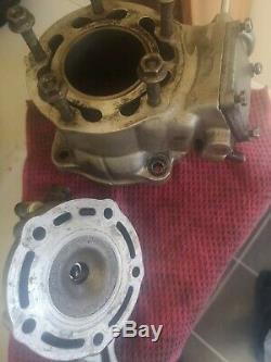 Suzuki Ts125r Tsr De Cylindres Jug
