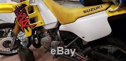Suzuki Ts125r Velo
