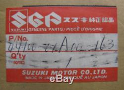 Suzuki Ts125x, Nouveau Réservoir D'essence Original Assy Jaune, 44100-01a00-163