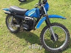 Suzuki Ts185 Er Ts 185 Er Réservoir De Carburant Avec Robinet Et Chapeau, Modèle 1982 Er