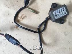 Suzuki Ts185 Er Ts 185 Générateur Moteur Stator Liquidées & Flywheel Coil & CDI