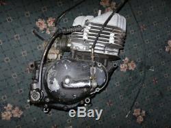 Suzuki Ts185 Modèle B C Moteur Carb Kickstart Etc Pièces De Rechange Réparation Colchester