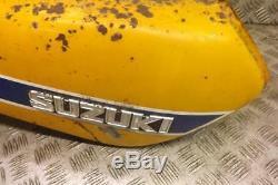 Suzuki Ts185 Ts 185 Début Des Années 1970 Réservoir D'essence De Carburant