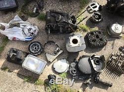 Suzuki Ts185 Ts100 Honda Xl125 Joblot De Pièces De Rechange Pièces Moteur Du Projet Barn Trouvez
