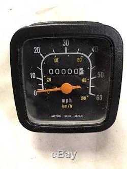 Suzuki Ts185er Speedo Compteur De Vitesse Ts250er Ts125er Ts100er Ts50 Er Sp Dr Ts Nos