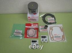Suzuki Ts200rk Ts200rl Sh12a Top End Set De Réparation 12140-08d13-000 12110-08d04-0f0